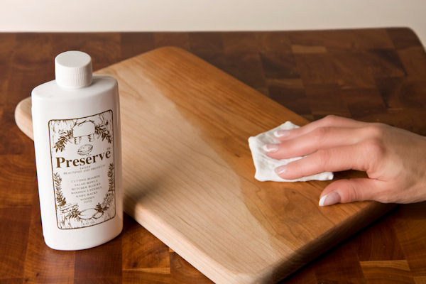 Best Wood Finish For Food Contact